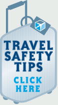 Corporate Travel Safety - Kevin Coffey's Travel Safety Tips - Over 130 Travel Tips